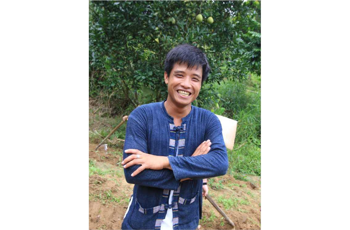 Bun Lieng. Khomu. Lao
