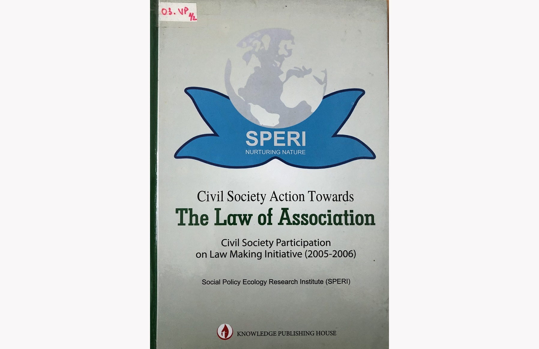 Civil Society Action Towards the Law of Association