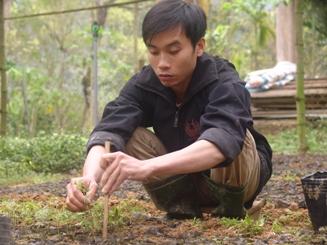 Hoang Van Duoc - H'mong - Bao Yen - Yen Bai