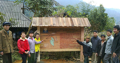Community Forestland Management, Outside Interventions and Local Responses: The case of the Thai ethnic group in Nghe An province, Vietnam