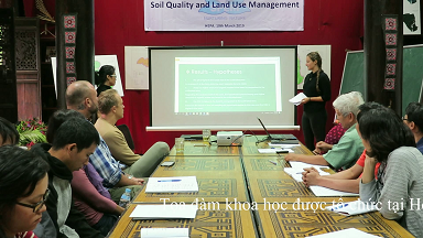 Soil quality and land use management