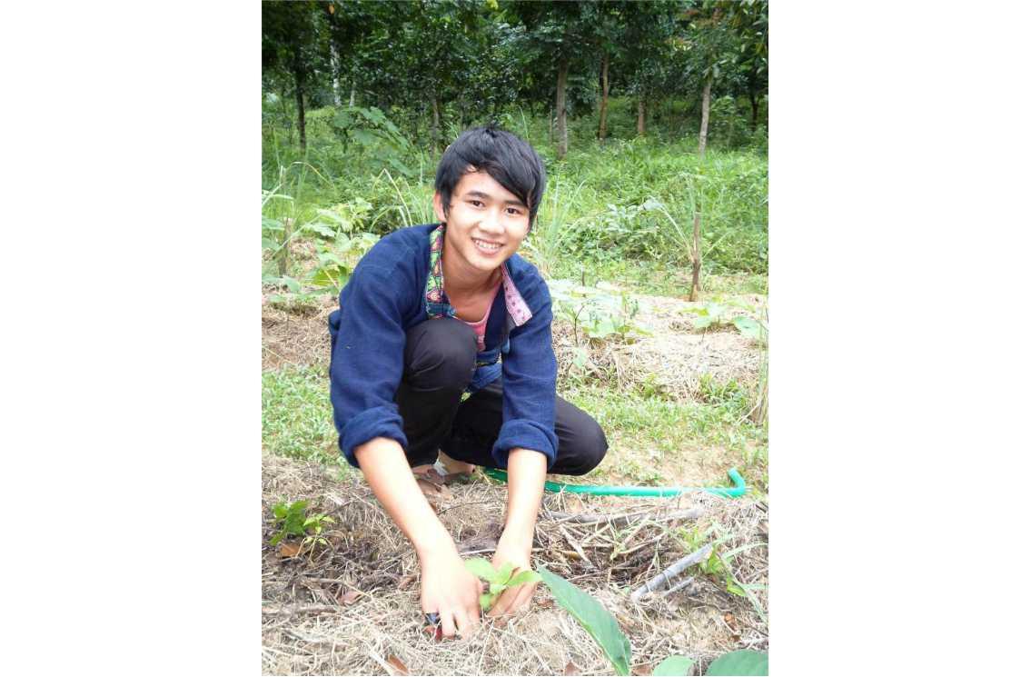 Thuung. Khomu. Lao