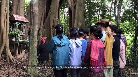 CENDI YOF Young Eco Farmers Journey of Hope 4 - Root in the Footsteps of Our Ancestors (Vietnam)