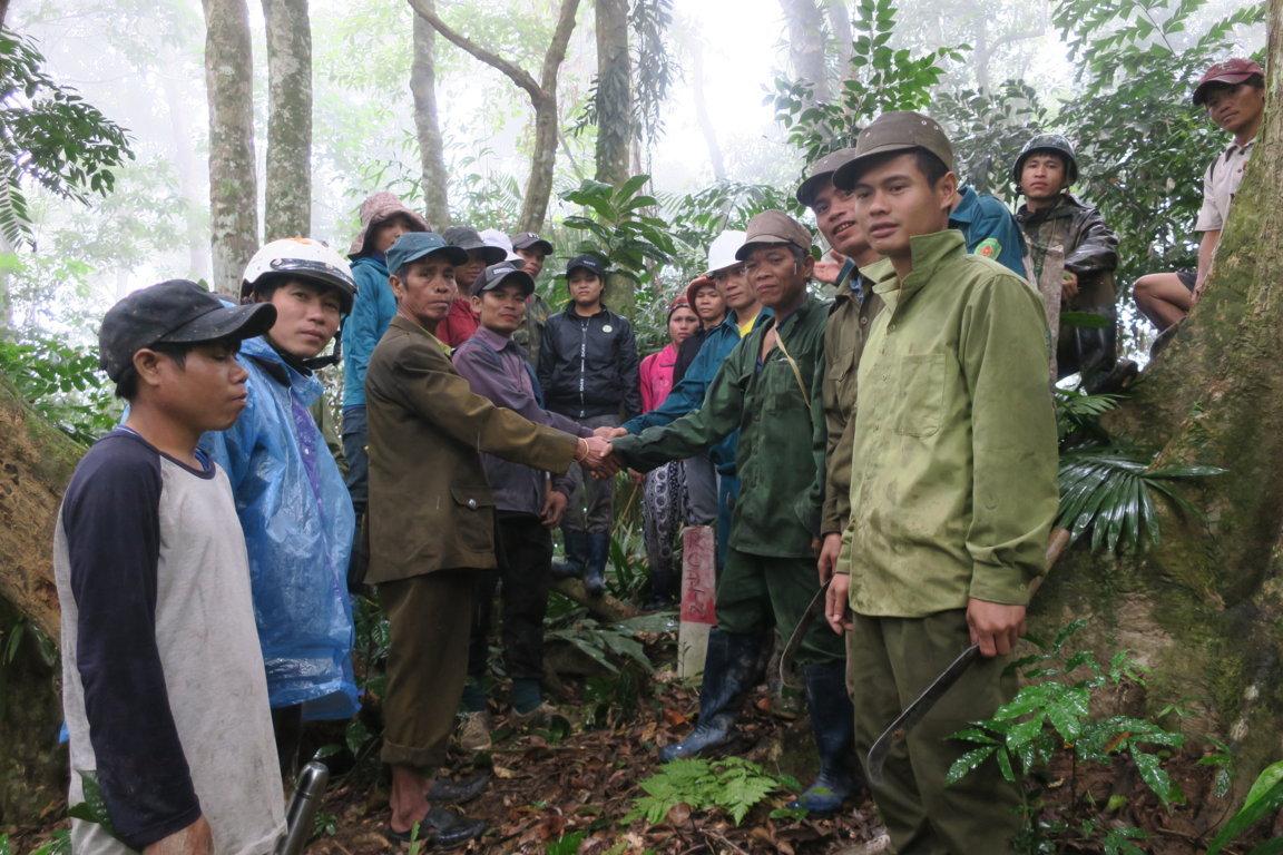 Cách tháo gỡ các Vướng mắc/Xung đột trong GĐGR tại xã Đak Nên, Huyện Konplong, Tỉnh Kontum 2017-2018