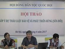 Ông Trần Quốc Việt - Điều phối viên  Mạng lưới Nông dân nồng Cốt 1995-2015