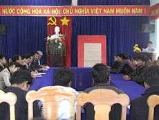 Tập huấn Quản lý bảo vệ Rừng xã Dak Nen tháng 3 năm 2017