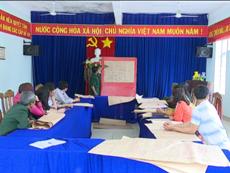 Tập huấn Quản lý bảo vệ Rừng xã Dak Nen tháng 2 năm 2017